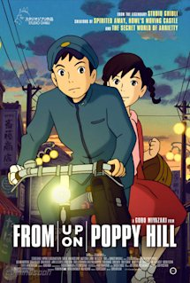 Poster of From Up on Poppy Hill