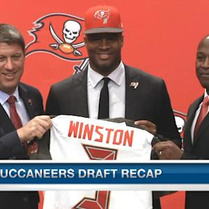Clause in Tampa Bay Buccaneers quarterback Jameis Winston's contract prohibits baseball