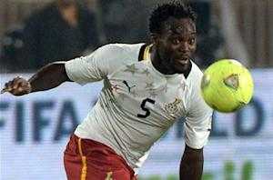 Montenegro 1-0 Ghana: Damjanovic penalty clinches victory