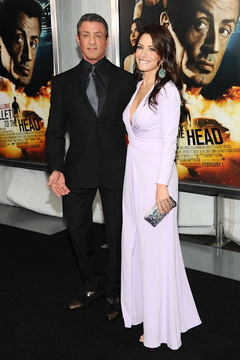 &quot;Bullet To The Head&quot; New York Premiere - Outside Arrivals