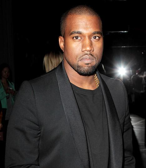 Kanye West's A.P.C. Collection Sells Out in One Day: See His $120 White T-Shirt