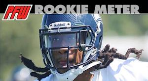 Rookie Meter: Irvin racking up sacks in limited snaps