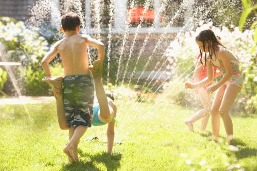 No-guilt mom fail: I let the kids totally slack during summer ""