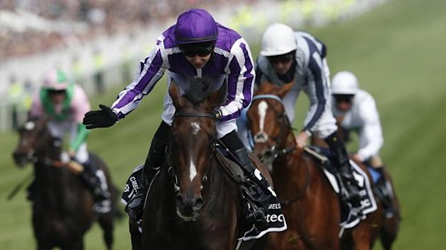 Camelot (C) ridden by Joseph O&#39;Brien