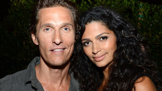 McConaughey, Wife Welcome Baby (ABC News)