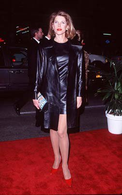 Premiere: Christine Baranski at the premiere of Paramount's Titanic - 12/14/1997