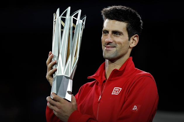 2013 Shanghai Rolex Masters - Day 7