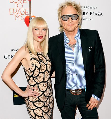 Matt Sorum Marries Ace Harper: All the Wedding Details!