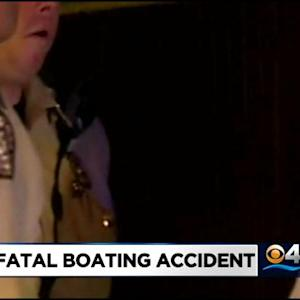 FWC: Man Killed, Woman Injured In Dania Beach Boat Crash