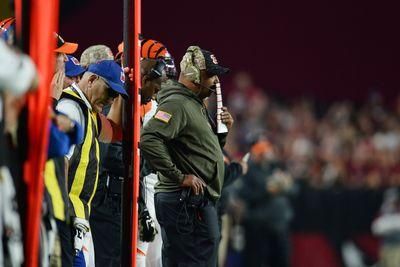 Marvin Lewis says late penalty was 'phantom call' to set up easy Cardinals field goal