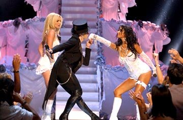 Britney Spears, Madonna, Christina Aguilera