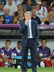 England manager Roy Hodgson says nothing can prepare a team for a penalty shoot-out