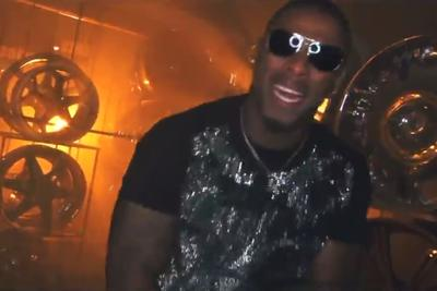 Greg Hardy made a terrible rap video full of strippers and gunfire