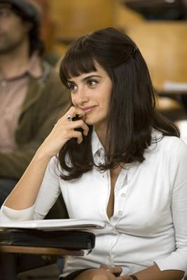Penelope Cruz in Samuel Goldwyn Films' Elegy