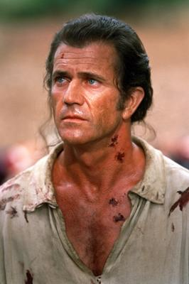 Mel Gibson in Columbia Pictures' The Patriot