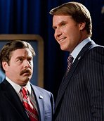 Will Ferrell and Zach Galifianakis