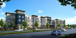 Embrey Partners Pours Slab on New, Infill Transit-Oriented Development near Dallas