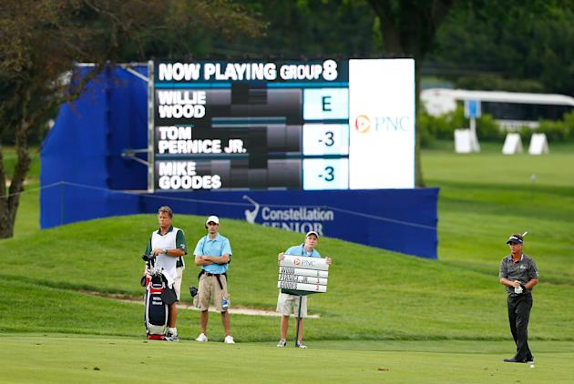 Constellation SENIOR PLAYERS Championship - Round One