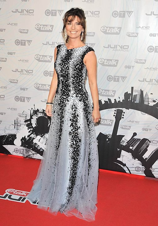 Shania Twain Juno Awards