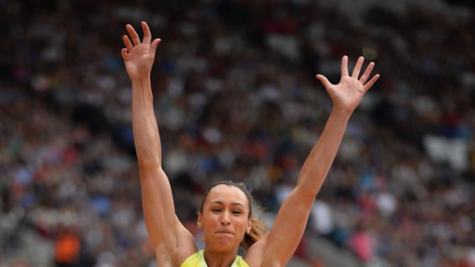 Athletics - Ennis-Hill ready for Worlds in Beijing