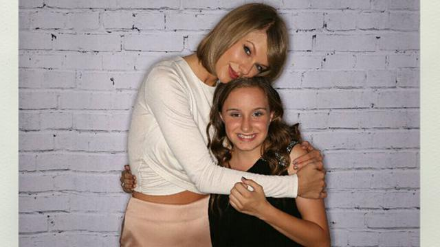Taylor Swift Surprises Super Fan Who's Losing Her Hearing