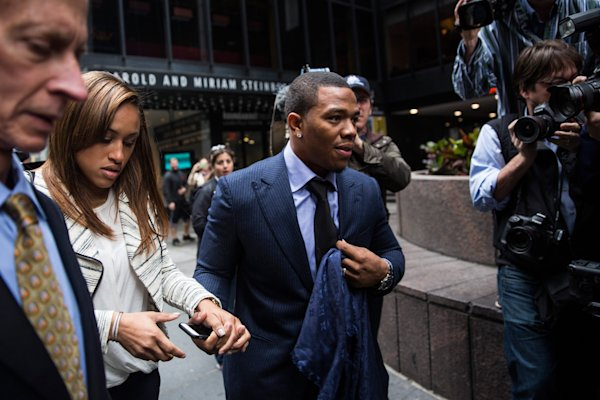 UPDATE: Ray Rice eligible to play after winning appeal of NFL suspension...