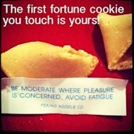 Fortune Cookie Rules