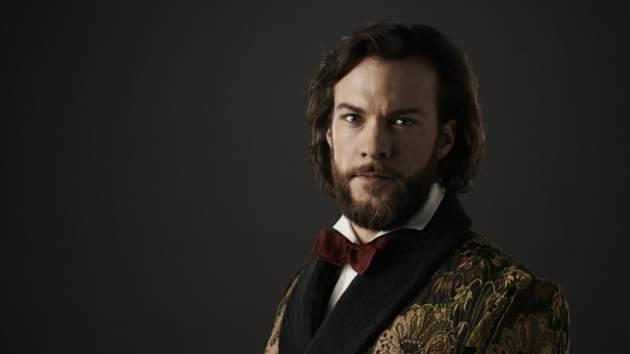 Kyle Schmid as Robert Morehouse in 'Copper' Season 2 -- BBC America