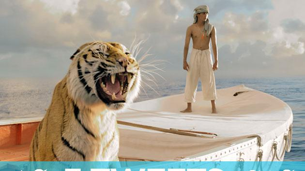 3 Tweets Life of Pi
