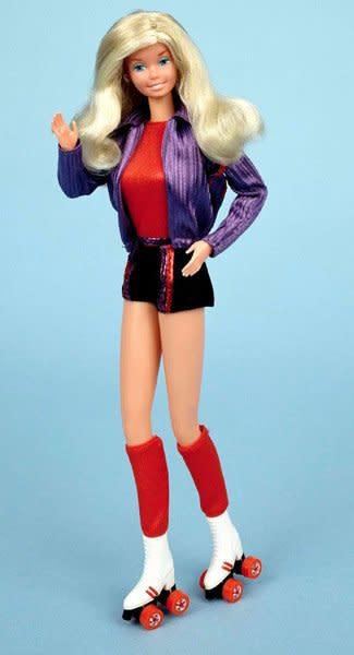 Rollerskate Barbie (1981)
