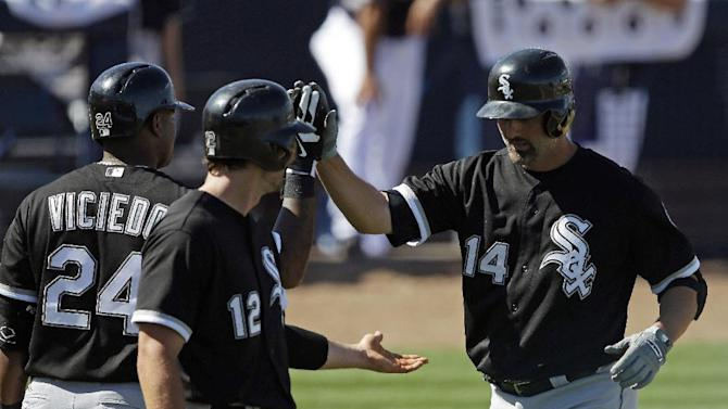 White Sox look to jump back to respectability