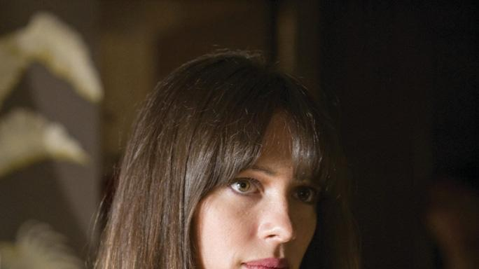 Rebecca Hall Frost/Nixon Production Stills Universal 2008