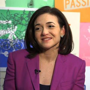 Sandberg: More Women Leaders Is Good for Business