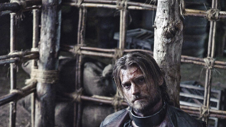 "Nikolaj Coster-Waldau stars as Jaime in ""Game of Thrones."""