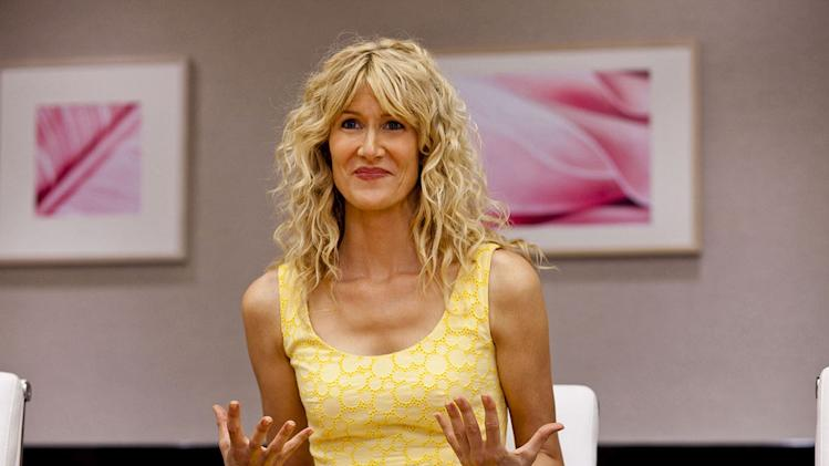 "Laura Dern stars as Amy in ""Enlightened."""