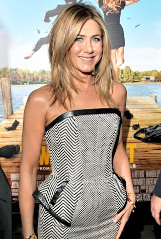 Jennifer Aniston Is Not Pregnant: Rep
