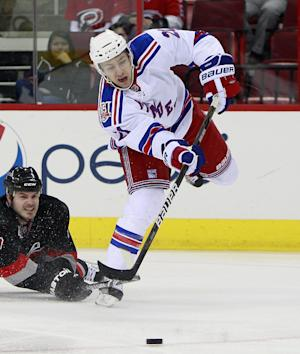 Stepan, Rangers agree to 2-year contract