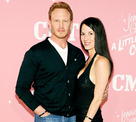 Ian Ziering Welcomes Baby Girl With Wife Erin Ludwig!