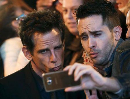 Pouts and selfies as models Derek and Hansel back for 'Zoolander 2'