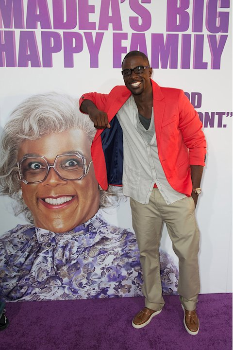 Tyler Perry's Madea's Big Happy Family 2011 LA Premiere Lance Gross