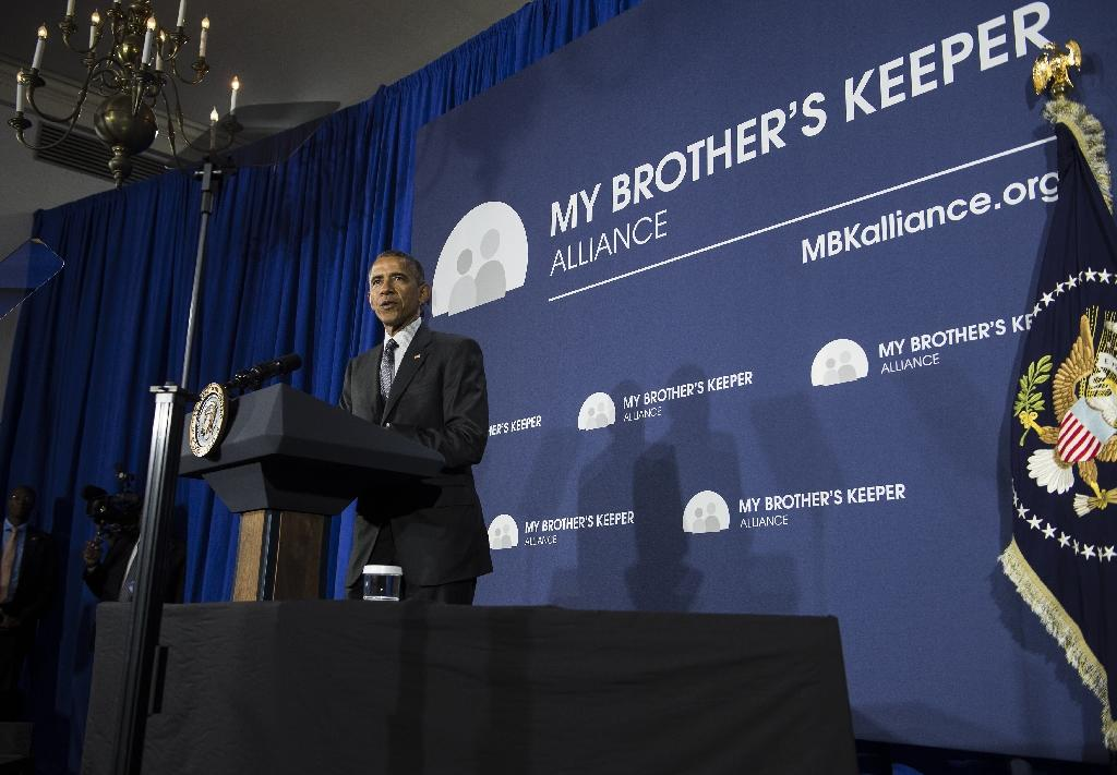 Obama urges deeper look at race, hints at his future