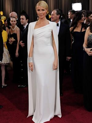 Gwyneth Paltrow arrives at the 84th Annual Academy Awards at the Hollywood & Highland Center February 26, 2012 in Hollywood -- Getty Images