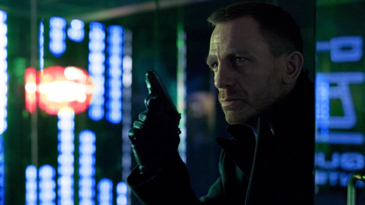 'Skyfall' brings record Bond debut of $88.4M