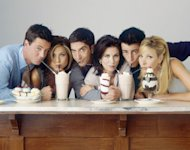 Il cast di 'Friends'