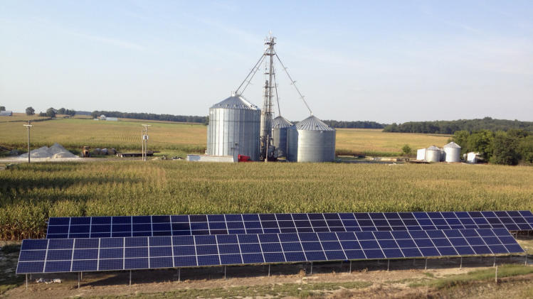 Federal boost for farms' renewal energy in doubt