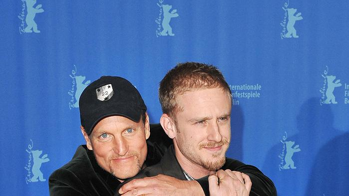59th Annual Berlin Film Festival 2009 Woody Harrelson Ben Foster