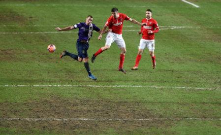 Soccer - FA Cup - Third Round - Replay - Charlton Athletic v Oxford United - The Valley