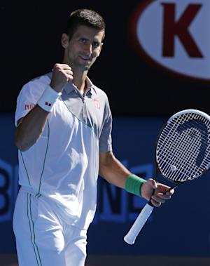 The Djoker makes a comeback at Australian Open