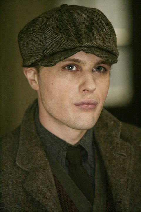 "Michael Pitt stars as Jimmy Darmody in ""Boardwalk Empire."""