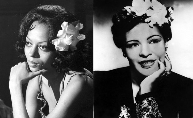 Diana Ross Billie Holiday